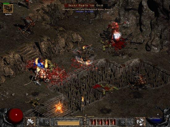 Diablo 2 Screenshot Picture.