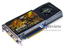 Fotos Zotac GeForce GTX 260² (55nm)