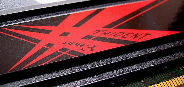 GSkill Trident 1600Mhz C8