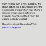 Palm vuelve a sincronizar con iTunes
