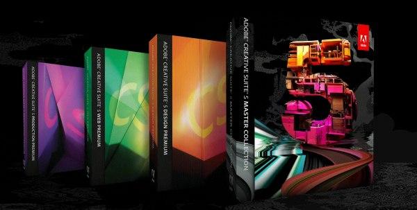 Adobe lanza sus nuevos productos Creative Suite 5