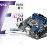 Review MSI H55M-E33