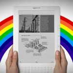E Ink anuncia pantallas a color