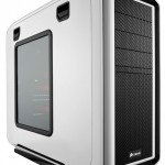 Blanco y radiante Corsair 600T PC Case Special Edition!