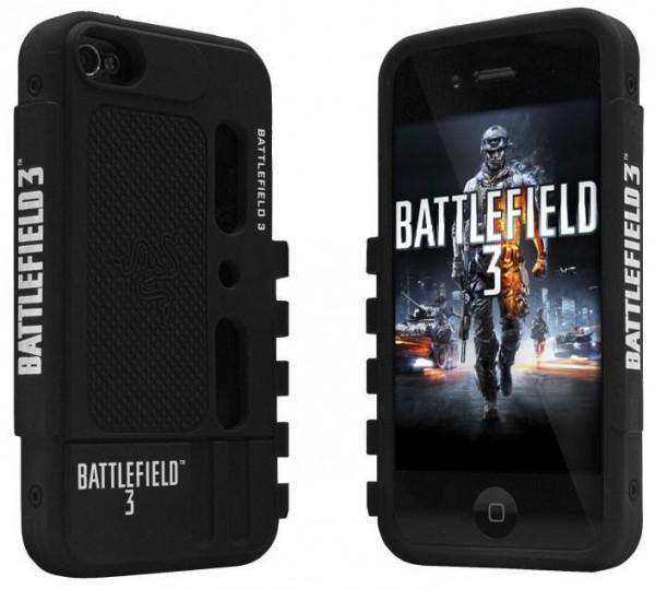 Razer presenta sus nuevos juguetes inspirados en Battlefield 3 y nuevos Audífonos Gamer 7.1 Razerbattlefield3iphone4protectioncase_01-600x539