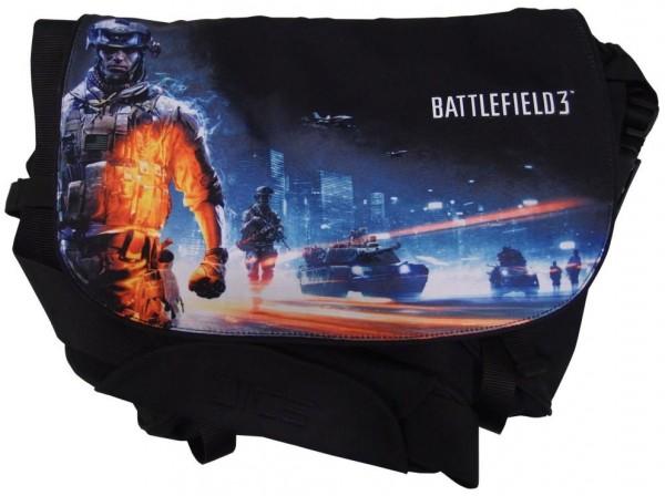 Razer presenta sus nuevos juguetes inspirados en Battlefield 3 y nuevos Audífonos Gamer 7.1 Razerbattlefield3messengerbag_01-600x448