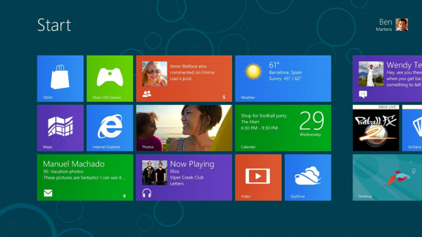 Se filtra Windows 8 Enterprise