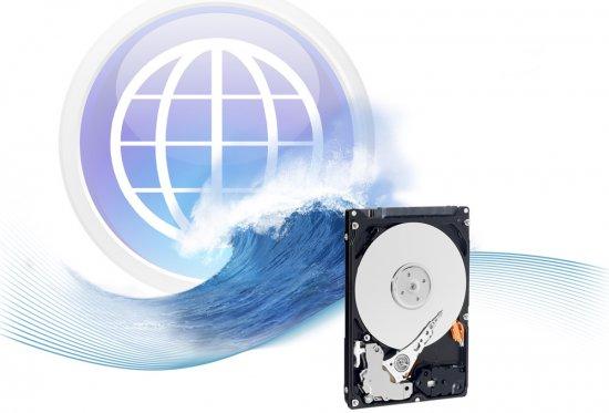 Western Digital prepara disco duro híbrido