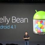 "Google anunció hoy Android 4.1 ""Jelly Bean"" en la conferencia Google I/O"