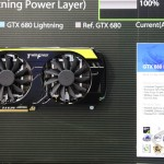 Computex12: MSI muestra sus placas FM2 y su GeForce GTX 680 Lightning
