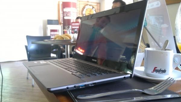 Toshiba Ultrabook U845W