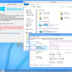 "Filtran Windows ""Blue"" Build 9364 con Internet Explorer 11 [Galería]"