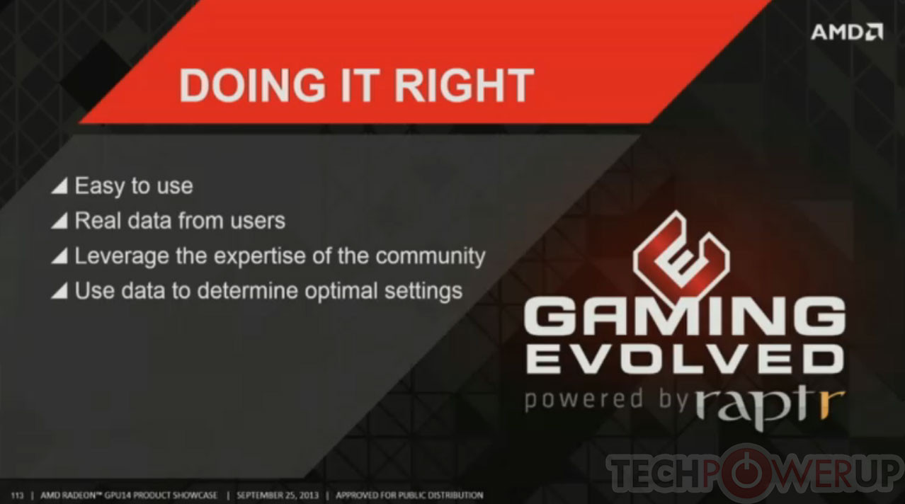 Amd gaming evolved application
