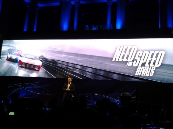 En Need For Speed: Rivals tienes la opcion de realizar carreras y escapar de los policias o ser uno de los policias para capturar a los que hacen carreras.