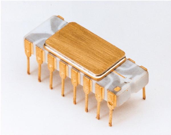 1971_4004 microprocessor