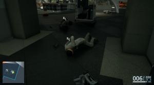 Arrestar a tus enemigos es una opción que da mas puntos que simplemente matarlos