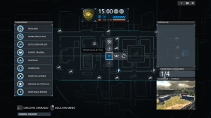 Toma ventajas otorgando información del combate a tu equipo con el modo hacker