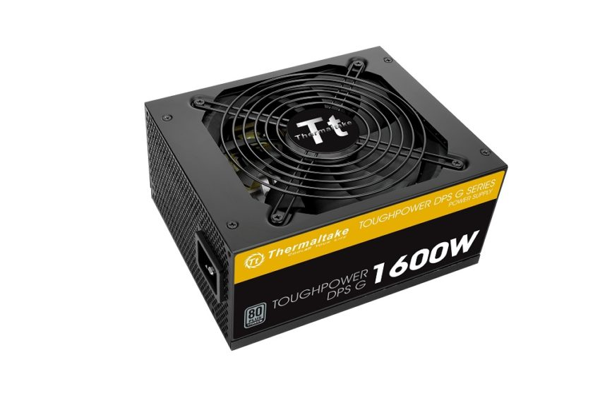 Thermaltake Toughpower DPS G Titanium 1600W Digital PSU