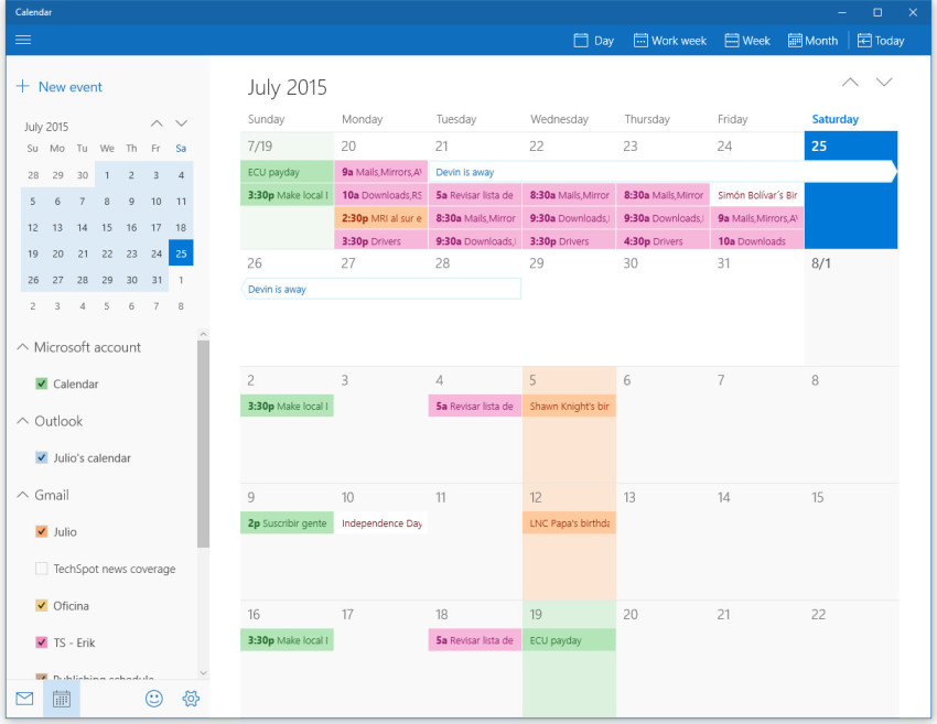 Windows10_Calendar