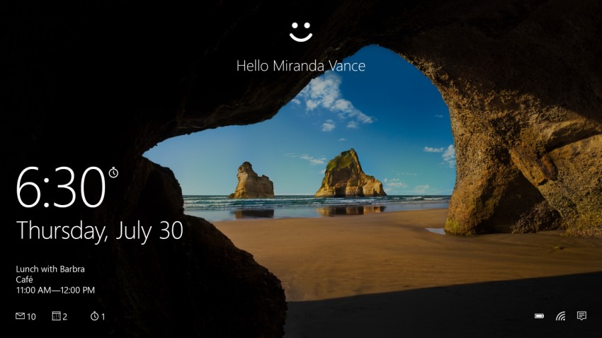 Windows10_Hello