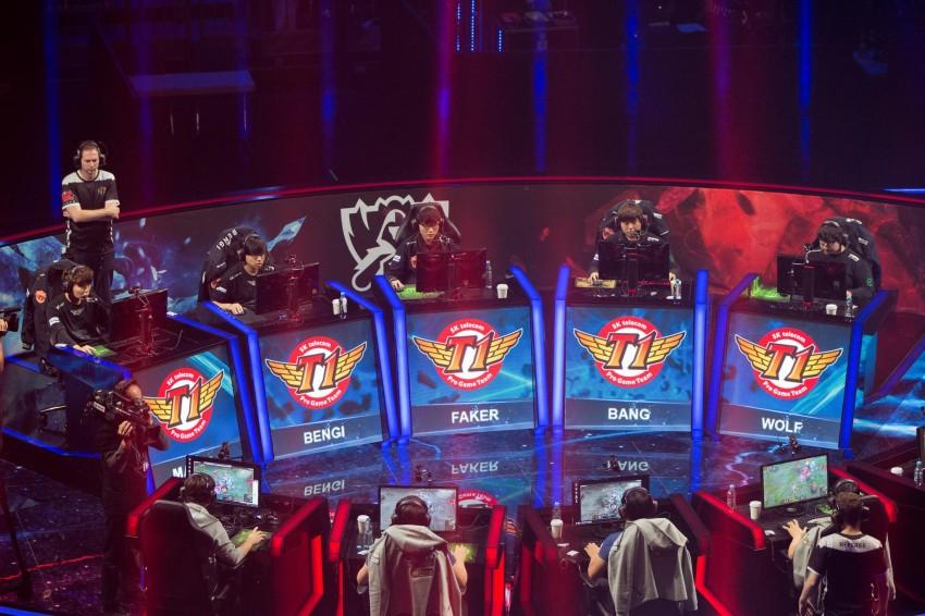 Final de Campeonato Mundial de League of Legends