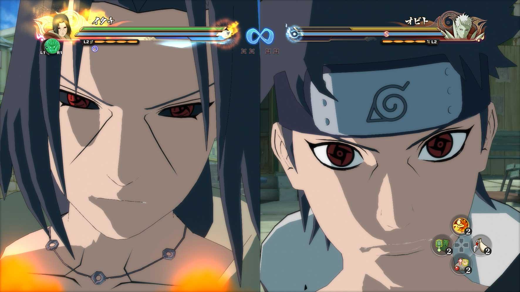 Descargar Gratis Juego Naruto Shippuden Ultimate Ninja 6