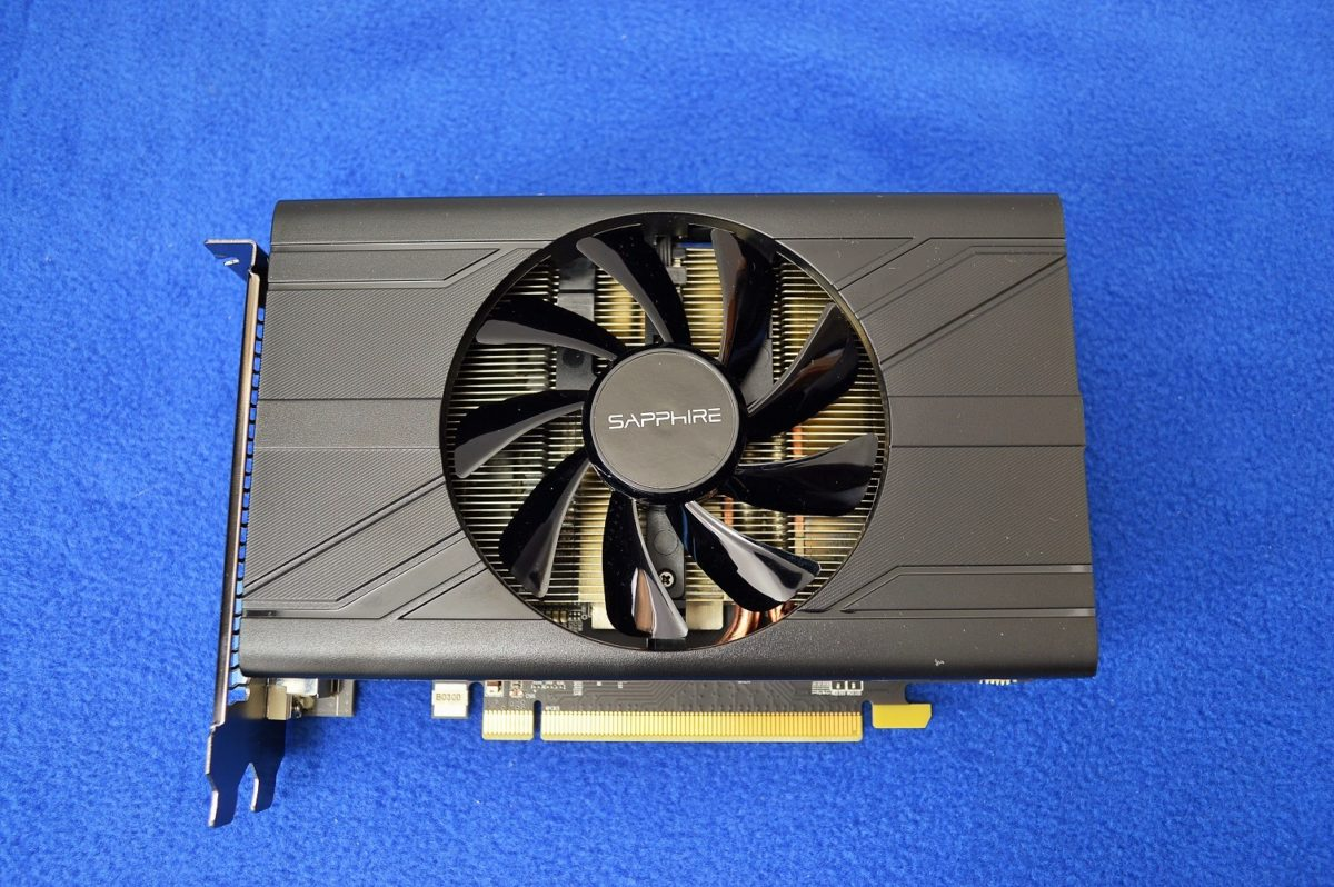 Review Sappphire Pulse RX570 ITX 4GB |