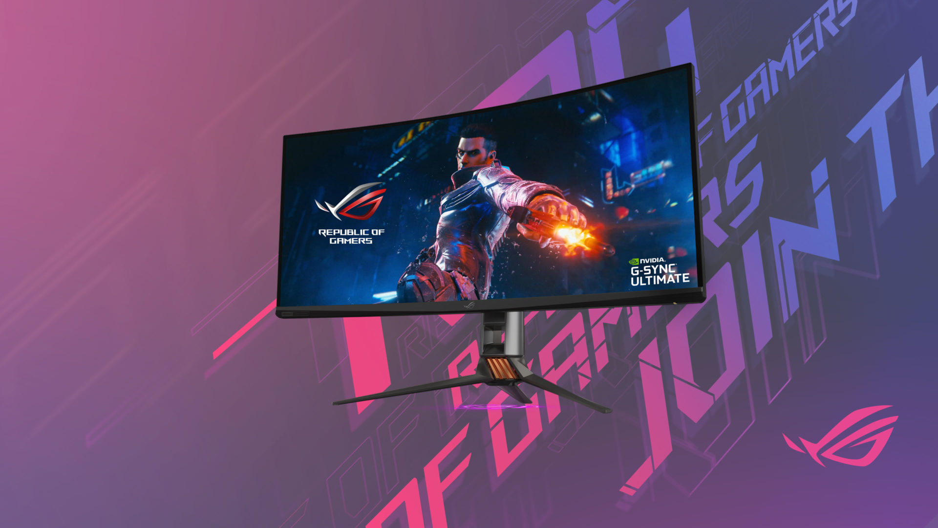 ASUS Republic of Gamers (ROG) Swift PG35VQ ya está Disponible |